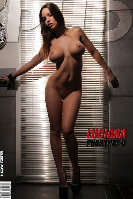 Luciana - `Pussycat II` - by Filippo Sano for PHOTODROMM