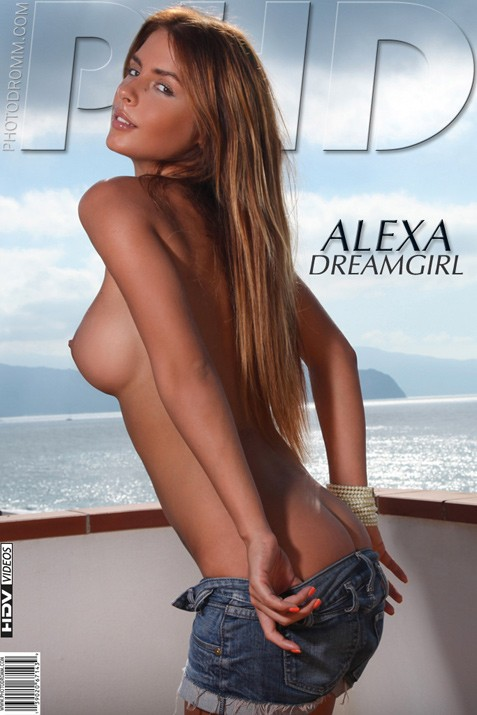 Alexa - `Dreamgirl` - by Filippo Sano for PHOTODROMM