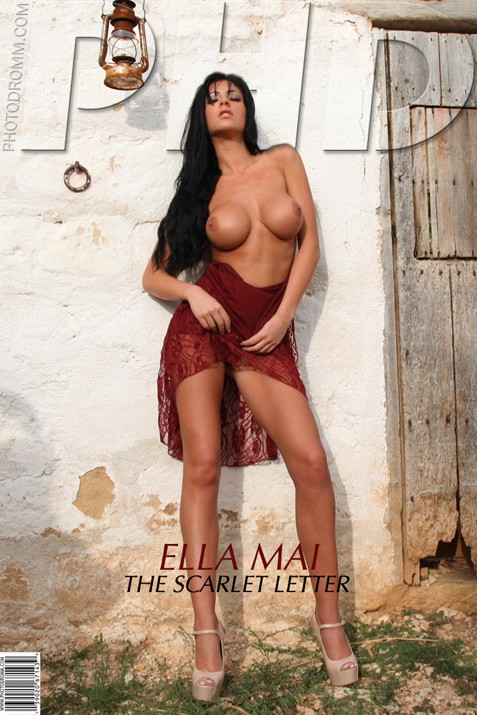Ella Mai - `The Scarlet Letter` - by Filippo Sano for PHOTODROMM