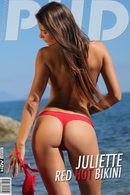 Juliette - Red Hot Bikini