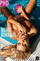 Maria in BOMB GIRL gallery from PHOTODROMM by Filippo Sano