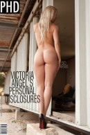Victoria Angel in Personal Disclosures gallery from PHOTODROMM by Filippo Sano