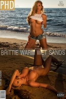 Brittie in Warm Wet Sands gallery from PHOTODROMM by Filippo Sano