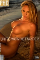 Brittie in Warm Wet Sands 2 gallery from PHOTODROMM by Filippo Sano