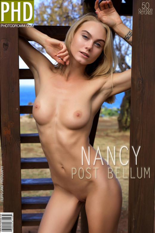 Nancy - `Post Bellum` - by Filippo Sano for PHOTODROMM