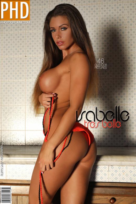 Isabelle - `Tres Belle` - by Filippo Sano for PHOTODROMM