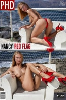 Nancy in Red Flag gallery from PHOTODROMM by Filippo Sano