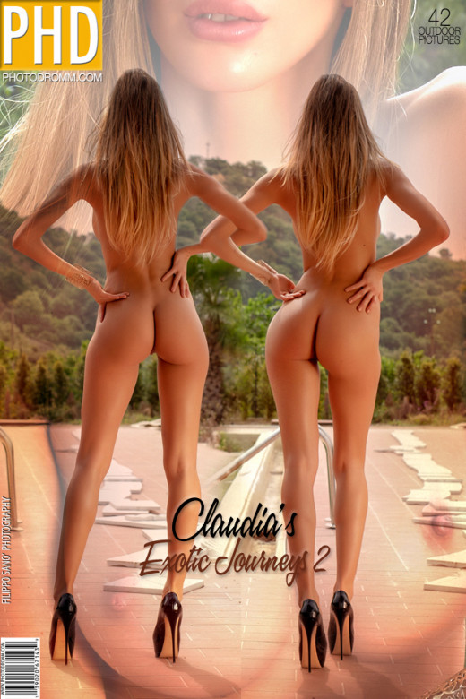 Claudia in Exotic Journeys II gallery from PHOTODROMM by Filippo Sano