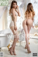 Mila Azul in White Star gallery from PHOTODROMM by Filippo Sano