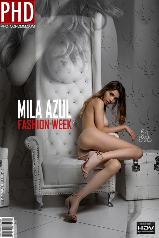 Mila Azul in Fashion Week 2 gallery from PHOTODROMM by Filippo Sano