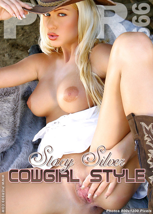 Stacy Silver - `Cowgirl Style` - for PIER999
