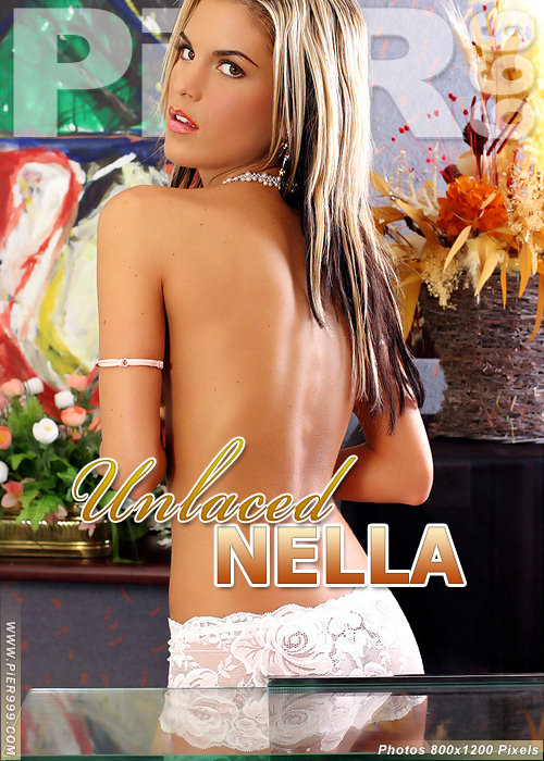 Nella - `Unlaced` - for PIER999