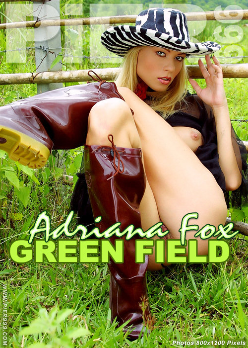 Adriana Fox - `Green Field` - for PIER999