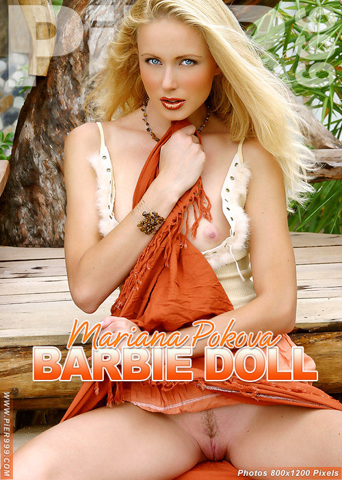 Mariana Pokova - `Barbie Doll` - for PIER999