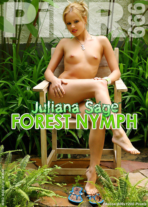 Juliana Sage - `Forest Nymph` - for PIER999