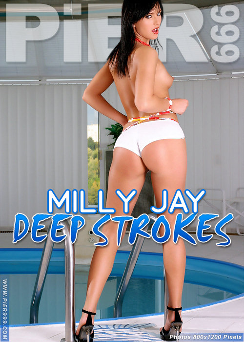 Milly Jay - `Deep Strokes` - for PIER999