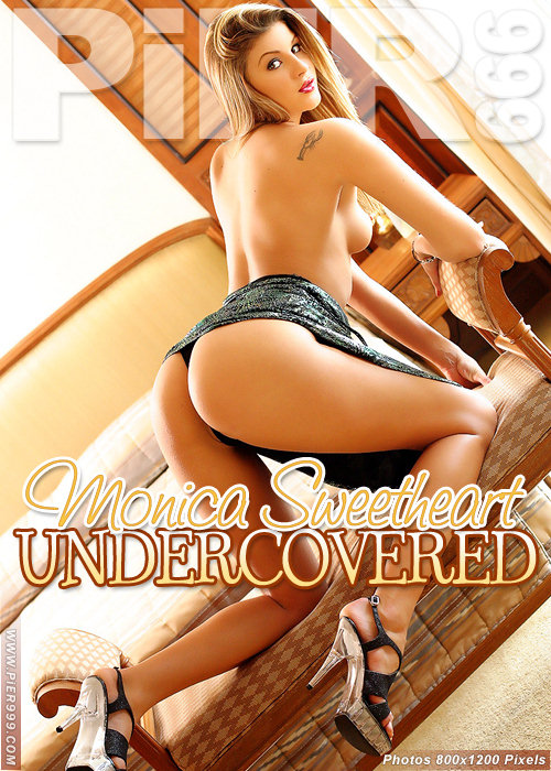 Monica Sweetheart - `Undercovered` - for PIER999