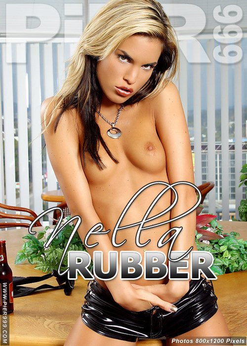 Nella - `Rubber` - for PIER999