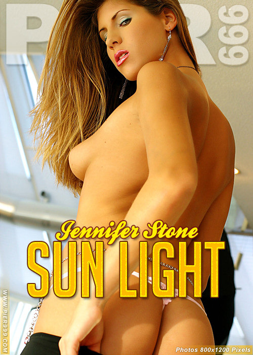 Jennifer Stone - `Sun Light` - for PIER999