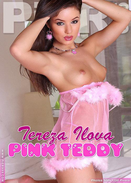 Teresa Ilova - `Pink Teddy` - for PIER999