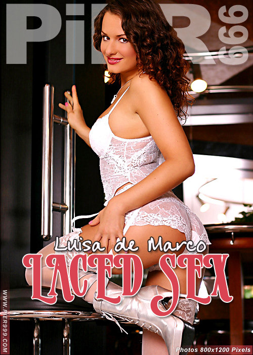 Luisa de Marco - `Laced Sex` - for PIER999