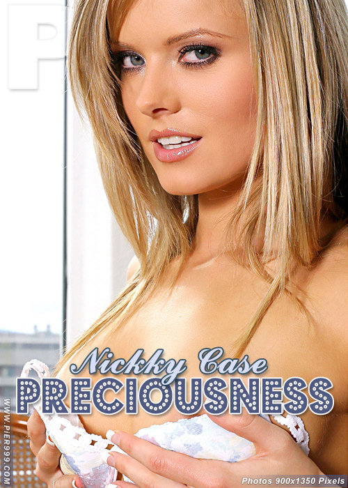 Nickky Case - `Preciousness` - for PIER999