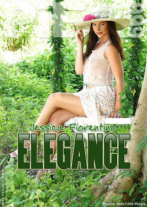 Jessica Fiorentino - `Elegance` - for PIER999