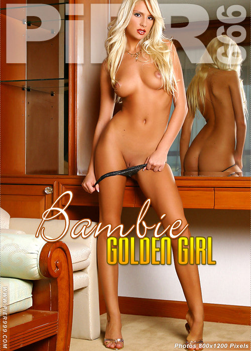 Bambie - `Golden Girl` - for PIER999