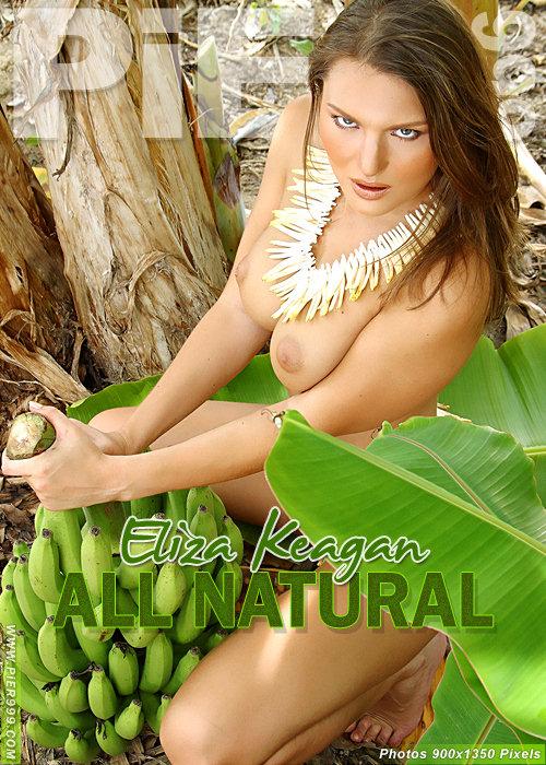 Eliza Keagan - `All Natural` - for PIER999