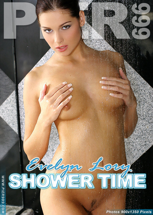 Evelyn Lory - `Shower Time` - for PIER999