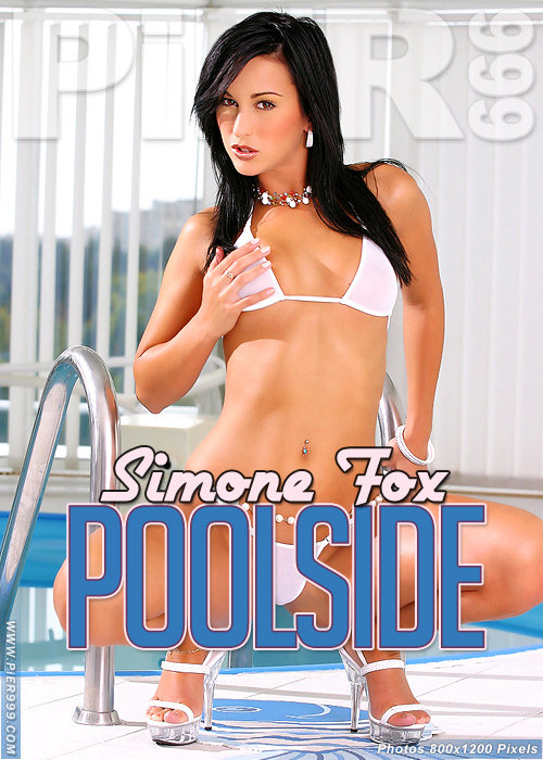 Simone Fox - `Poolside` - for PIER999