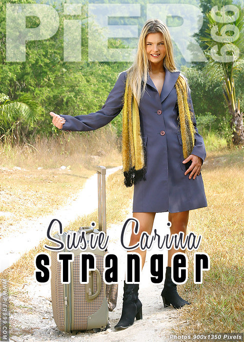Susie Carina - `Stranger` - for PIER999