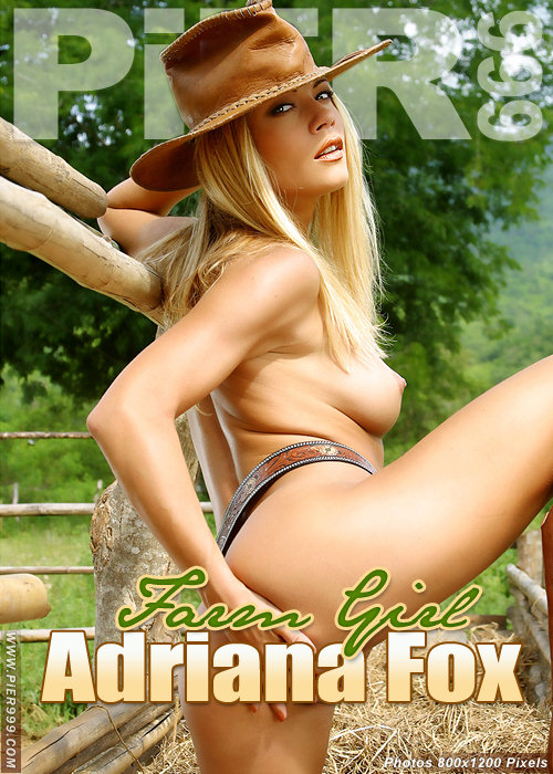 Adriana Fox - `Farm Girl` - for PIER999