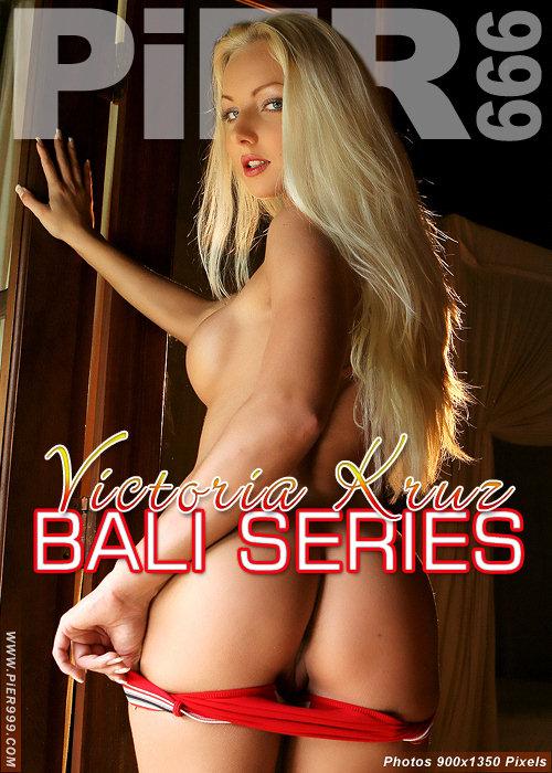 Victoria Kruz - `Bali Series` - for PIER999