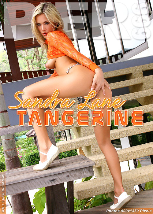 Sandra Lane - `Tangerine` - for PIER999