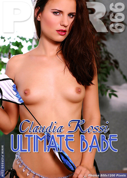 Claudia Rossi - `Ultimate Babe` - for PIER999
