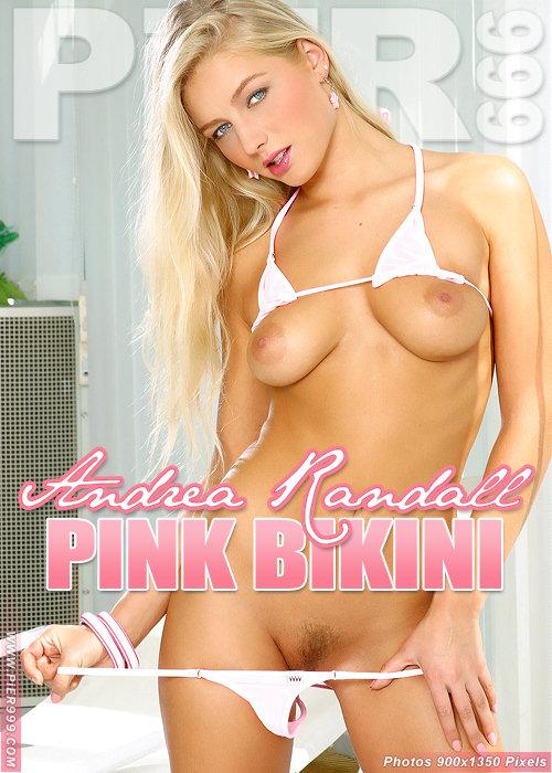 Andrea Randall - `Pink Bikini` - for PIER999