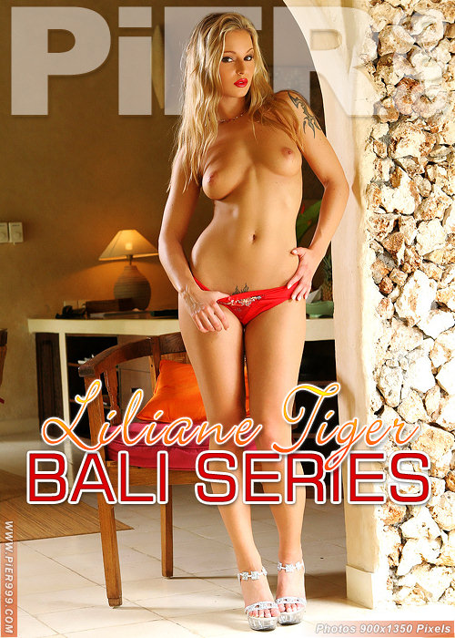Liliane Tiger - `Bali Series` - for PIER999