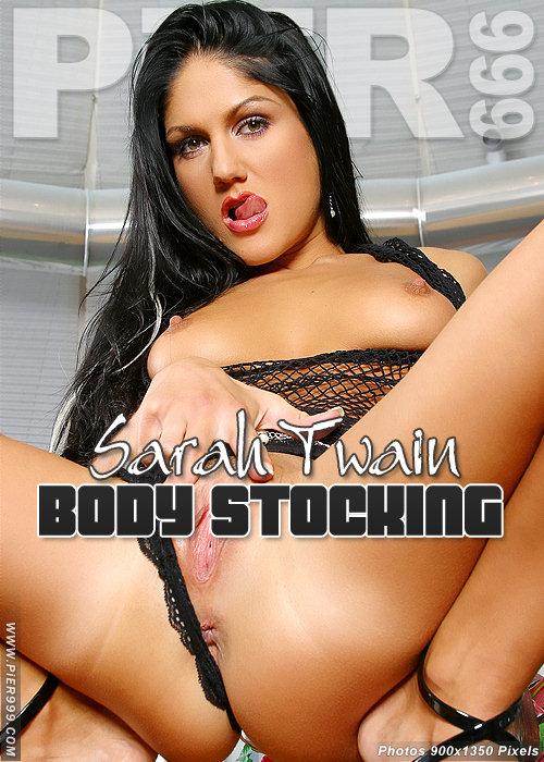 Sarah Twain - `Body Stocking` - for PIER999