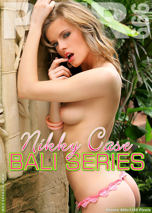 Nikky Case - `Bali Series` - for PIER999