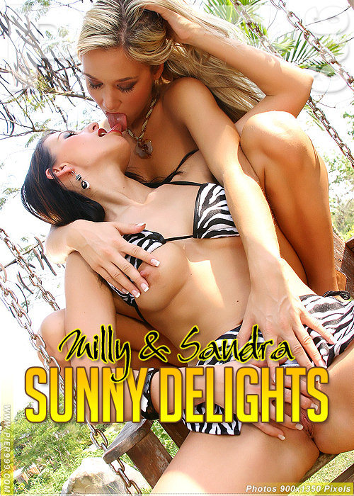 Milly & Sandra - `Sunny Delights` - for PIER999