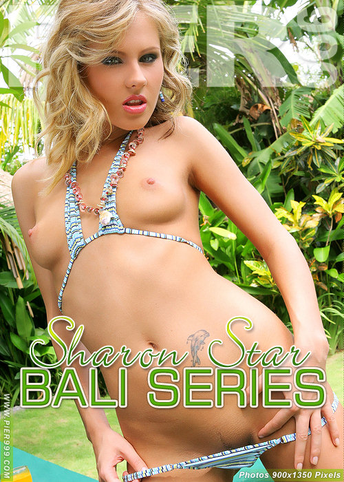 Sharon Star - `Bali Series` - for PIER999