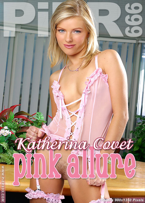 Katherina Covet - `Pink Allure` - for PIER999