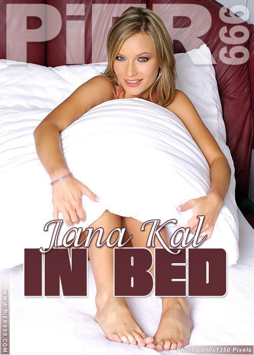Jana Kal - `In Bed` - for PIER999