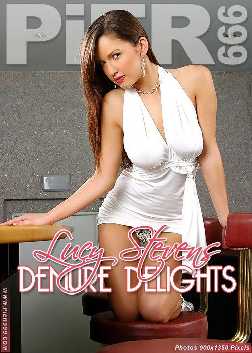 Lucy Stevens - `Demure Delights` - for PIER999