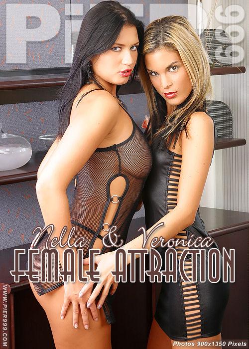 Nella & Veronica - `Female Attraction` - for PIER999