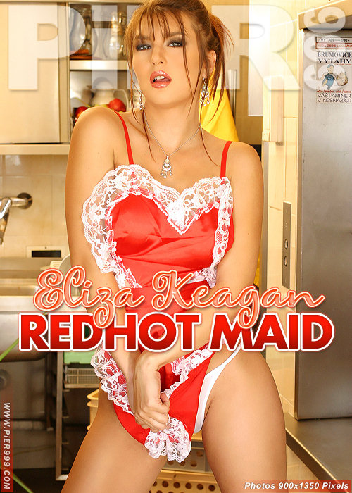 Eliza Keagan - `Red Hot Maid` - for PIER999