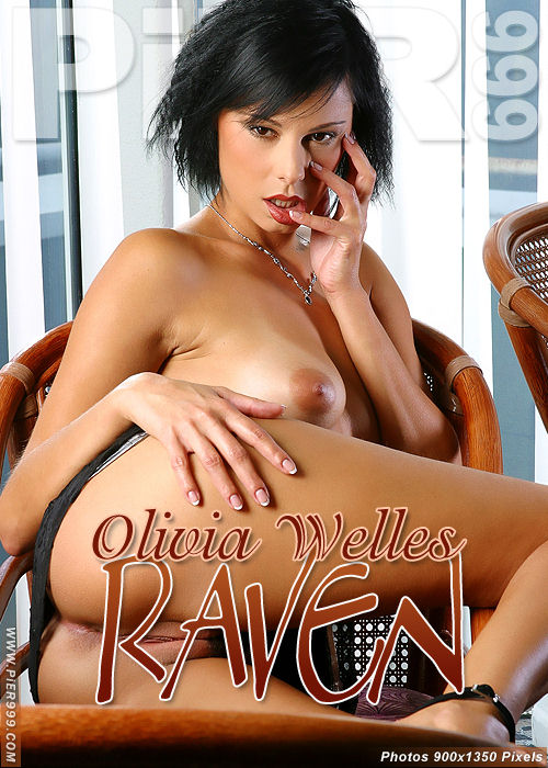 Olivia Welles - `Raven` - for PIER999