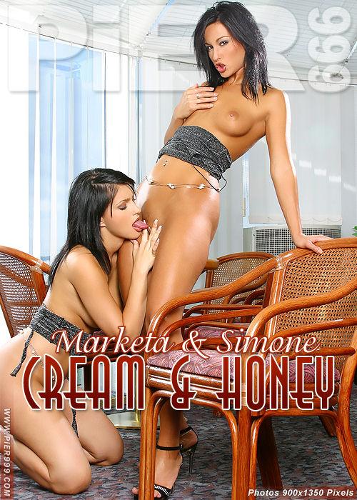 Marketa & Simone - `Cream & Honey` - for PIER999