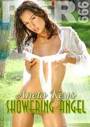 Showering Angel
